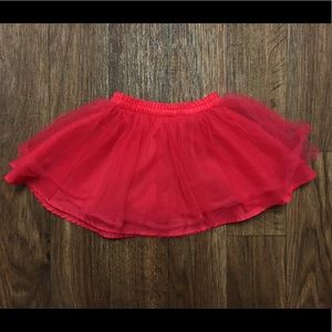 18-24 months Gymboree tutu skirt